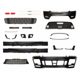 Body Kit Completo Para Mini Cooper Hatchback De 2007 Al 2013