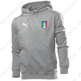 0e8b2243fa Blusa Frio Moleton Puma Italia Customizada Casaco Time Mod01