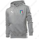 Blusa Frio Moleton Puma Italia Customizada Casaco Time Mod01