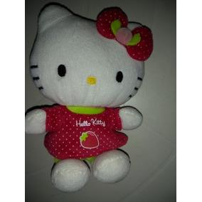 Boneca De Pelúcia Hello Kitty