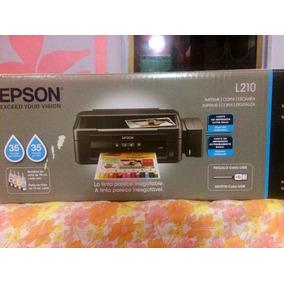 Impresora Multifuncional Epson Modelo L210