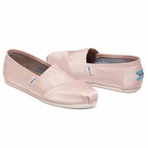 Zapatos Toms Petal Grosgrain Mujer
