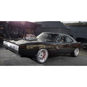 1:24 Toretto Dodge Charger 1970 --fast & Furious 7