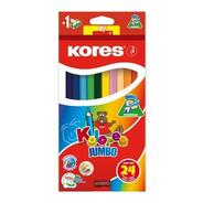 Colores Jumbo X 24 Unidades