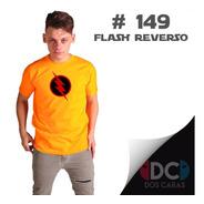 Flash Reverso - Edward Clariss - Remera De Comics  #149