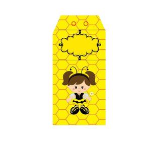 Caixa Milk Abelinha