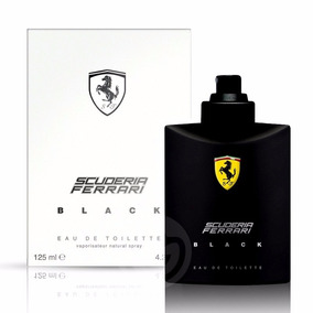 Perfume Ferrari Black 125ml Tester - Nina Presentes