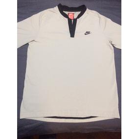 Camisa Polo Nike Original Masc. Tam. G Bege Claro C  Tag 145beb9bdd8e5