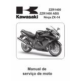 Manual Serviço Pdf Kawazaki Ninja Zx-14 Pdf Português