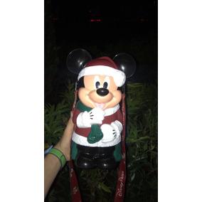 Mickey Pipoqueira. Exclusivo Da Festa De Natal Da Disney.