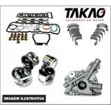 Kit Motor 050 Fiat Uno 1.5l 8v L4 Sohc Fiasa Gas 89-95