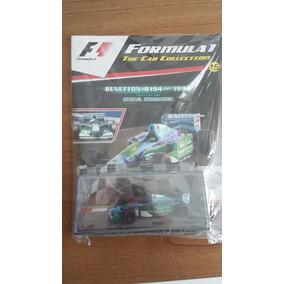 Benetton B194 1994 Schumacher 1/43 Formula 1 Salvat