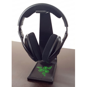 Stand Personalizable P/auriculares C/bandeja- Gamer Stand V6