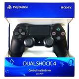 Controle Manete Ps4 Sony Dualshock 4 Sem Fio Original Top a6ef169e676