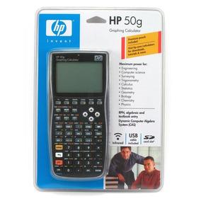 Calculadora Gráfica Hp 50g 2d/3d Original Lacrada Português