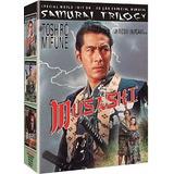 Trilogia Samurai / Toshirô Mifune / Box (3 Dvds)