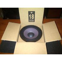 Parlante O Medio De 8 Pulgada Eighteen Sound Modelo 8m400