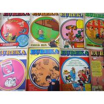 Eureka A Revista Dos Quadrinhos Nº 02 - Editora Vecchi Raro