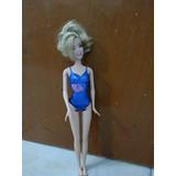 Barbie Traje De Baño Original