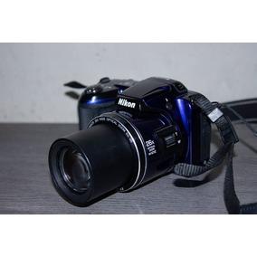 Cámara Semiprofesional Nikon Coolpix L810