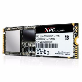 Ssd Interno Adata Sx8000 Pcie Gen3x4 M.2 2280 Xpg 512gb Nvme