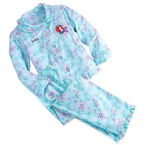 Disney Pijama Ariel Nueva Y Original