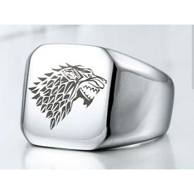 Anillo Stark Game Of Thrones Juego De Tronos