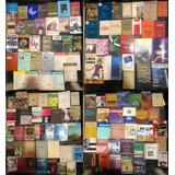 Sys Lote De 460 Libros Literatura, Ensayo, Historia, Religio