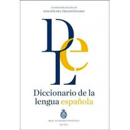 Diccionario De La Lengua Española - Rae 23º Ed. - 2 Tomos