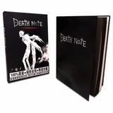 Libreta Death Note Original Ost Y Pluma
