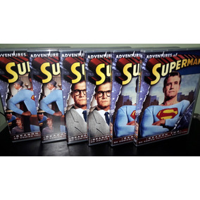 Dvds Box Superman George Reeves ( Temporadas 2 A 6 )
