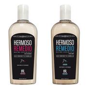 Duo Shampoo Crecimiento Anti Caida Reparador Cabello 7 En 1