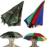 Sombrero, Paraguas, Sombrilla Gorros Para Campamento