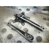 Cranks Bielas Odyssey Original Bmx 160mm Ultra Livianas