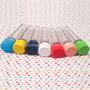 Tubos Ensayo De Plastico Souvenirs Tapas Colores Grandes!!!