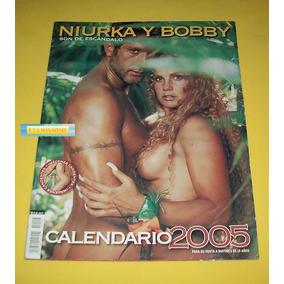Join told Niurka marcos calendario