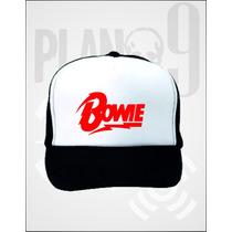 Gorra Trucker David Bowie