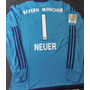 Camiseta Manga Larga Bayern Munich Arquero