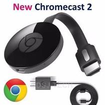 Google Chromecast 2 Chrome Cast 2 Crome Hdmi 1080p Original
