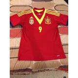 Camiseta España Torres