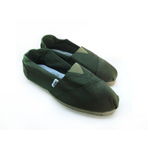 Alpargata De Hombre Reforzada Confortable! - Colores!!