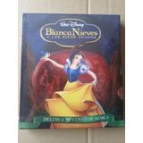 Blanca Nieves Y Los 7 Enanos. Dvd Y Cd De Música