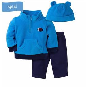 Conjunto Infantil De Inverno Para Bebê Importado Dos Eua