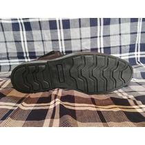Zapato Botin Bota Poker Hombre Talla $0 Negro 100% Cuero