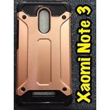 Protector Super Armor Xaomi Note 3 En Stock