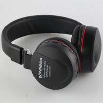 Audifonos Inalambricos Sony Ms771 Bluetooth, Radio,microsd