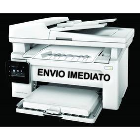 Impressora Multifuncional Hp Laserjet Pro M130fw Wifi M130