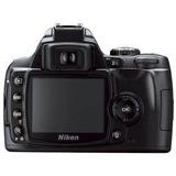 Cámara Réflex Digital Nikon D40x 10.2mp (sólo Cuerpo)