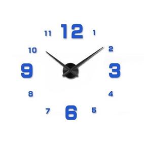 2a398351bc7 Relogio Sem Ponteiro Parede - Relógios no Mercado Livre Brasil