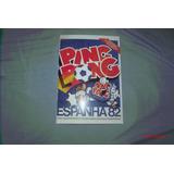 Álbum - Chiclete Ping Pong - Fac-simile - Copa De 1982
